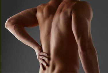 En la posición sentada duele los riñones y la parte inferior del vientre