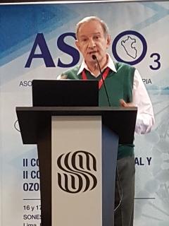 II Congreso Peruano de Ozonoterapia