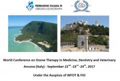 Congreso Internacional de Ozonoterapia en Italia